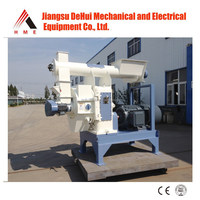30-45mm pellet wood processing machine