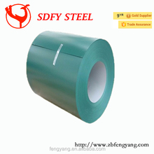 prepainted galvalume steel coil use to paper plate