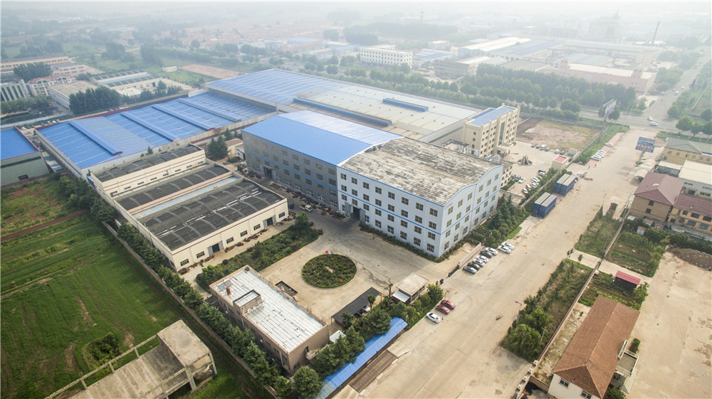 Prefabricated steel structure agricultural building