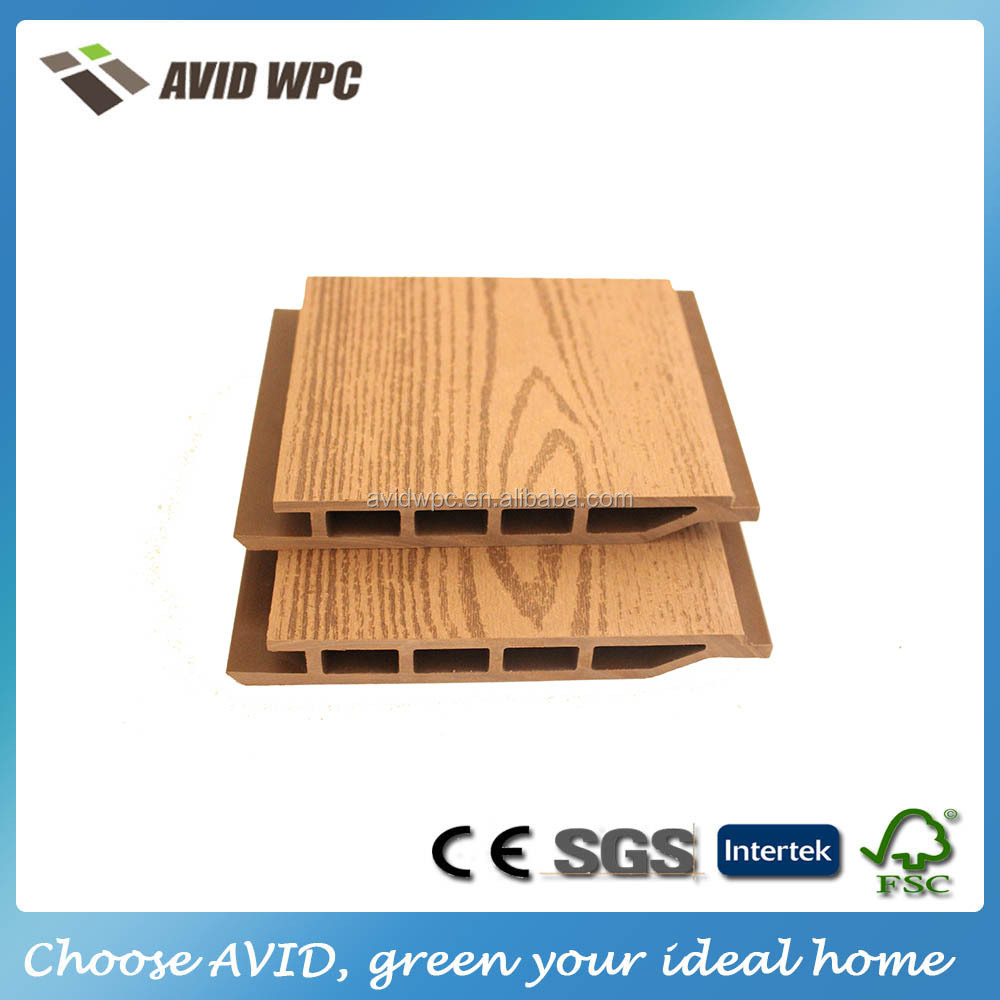 Wood Plastic Composite Wall Panel : Outdoor wood plastic composite wall panel buy wooden
