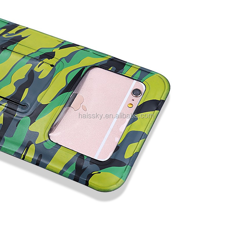 2016 Hot Sales Camouflage Waterproof Phone Bags With Compass