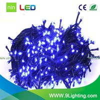 Top sales white christmas tree decoration LED string light, string led