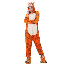 Sleepwear animal pajamas Tigger cartoon costume