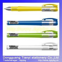 Ball pen stylus roller ball pen smooth fast writing ball pen