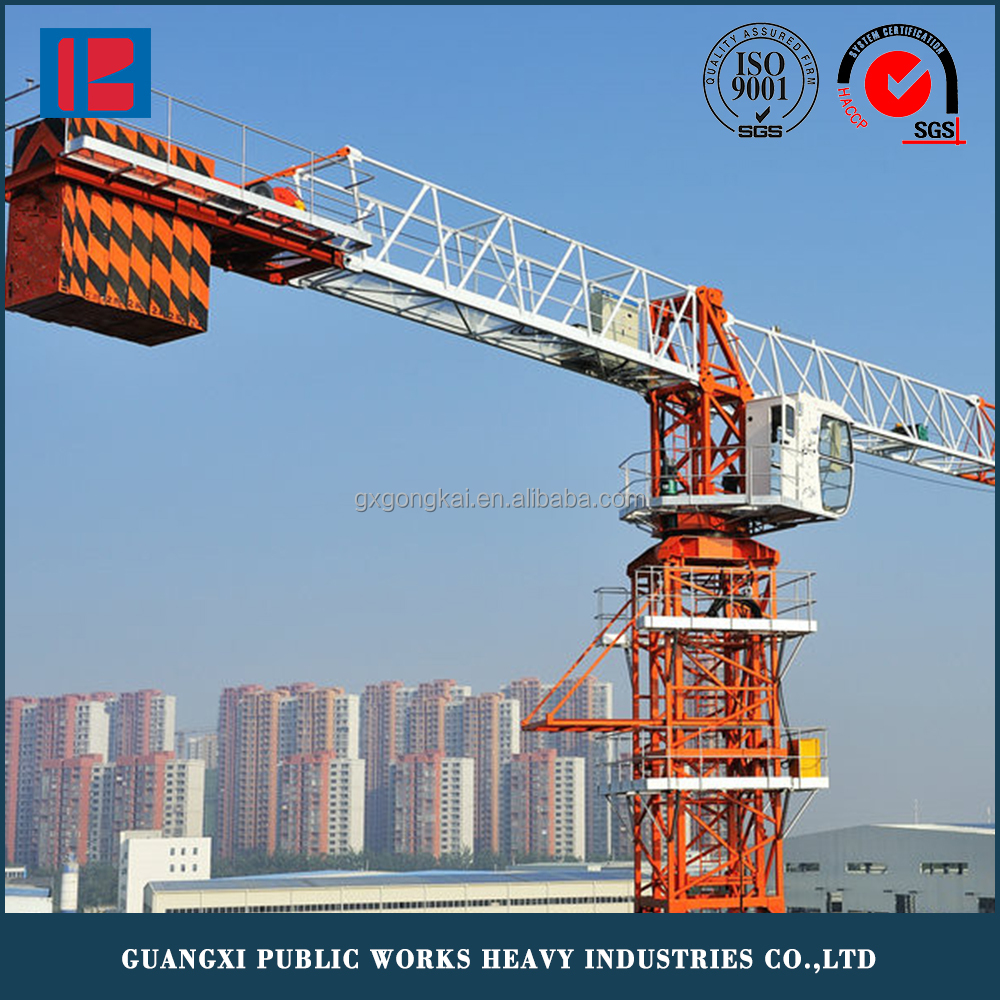 topless tower crane price