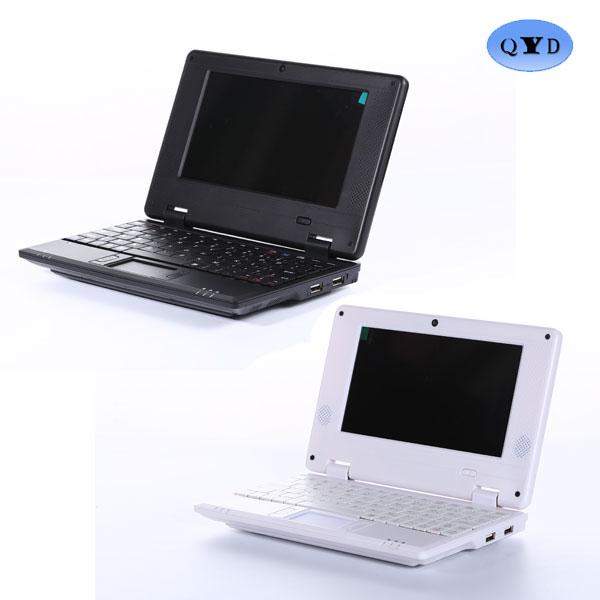 Dual core 7 inch cheap laptops used laptops in bulk