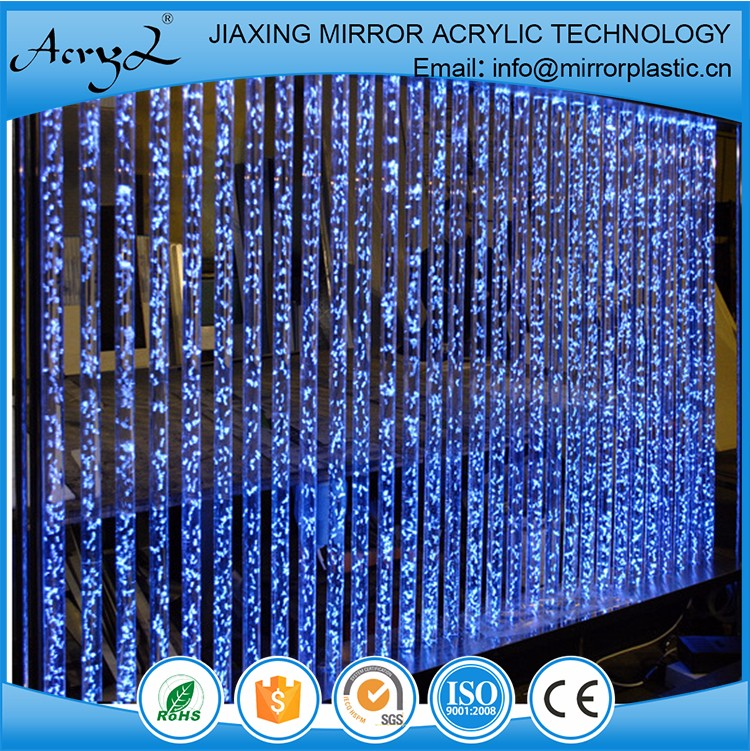 Factory Direct Water wall fish tanks cheap