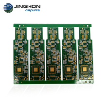 Immersion PCB fabrication manufacturer electronic circuit design board to buyer