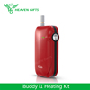 Compact and colorful appearance cigarette electronique 1800mAh iBuddy i1 Heating Kit