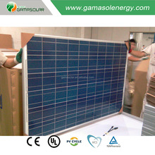 A grade yingli solar panel 250w 300w polycrystalline solar pv modules for solar project