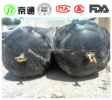 2016 hot sale pneumatic rubber airbag for culvert making