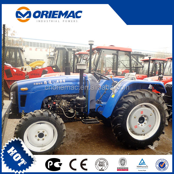 LUTONG 35HP 4WD agricultural farm tractor LT354 farming tractor
