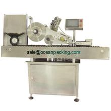 Economic new coming automatic egg tray labeling machine