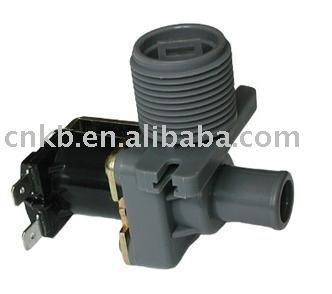 Washer plastic water cnkb solenoid valve buy cnkb for Plastic water valve types