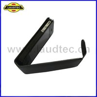 Leather Flip Case for iPhone 4/4s,Flip Case Cover,Fast delivery----Laudtec