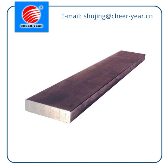 Custom shaped steel cold drawn flat steel bar for industrial building