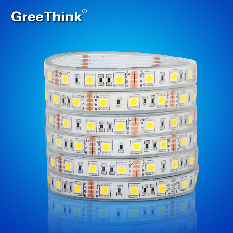 12 volt led light 5050 wholesaler can meet your personality design led light strip