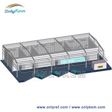 mobile cold rooms for slaughter, sausage cold storage