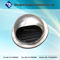 High quality stainless steel air diffuser Vent cap with filter for hvac system
