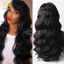 Wholesale bleach knot Lace front wigs accept Paypal human cheap wig hair