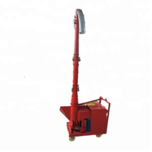 china factory supply mini concrete pump used stationary concrete pump for sale