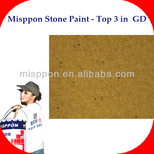 China OEM manufacturer Granite Stone Paint
