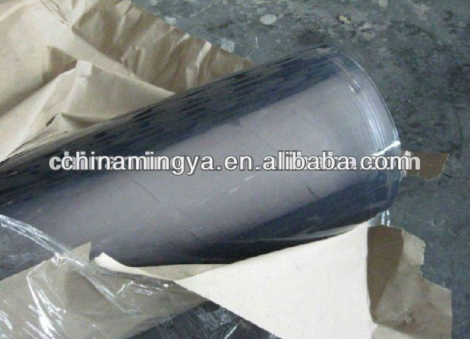 Normal/Super pvc clear film thickness:0.07mm--0.5mm