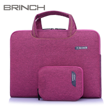 Business style zipper laptop carrying bag for Macbook Pro 13.3inch