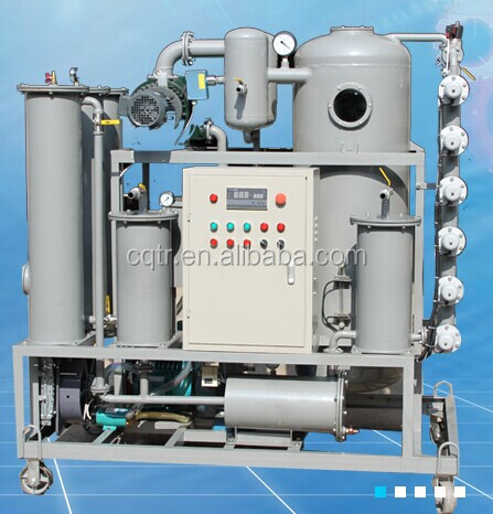 Used Transformer Oil Purification, Dielectric Oil Filtration equipment