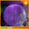 High quality 5M giant outdoor decoration inflatable moon ball