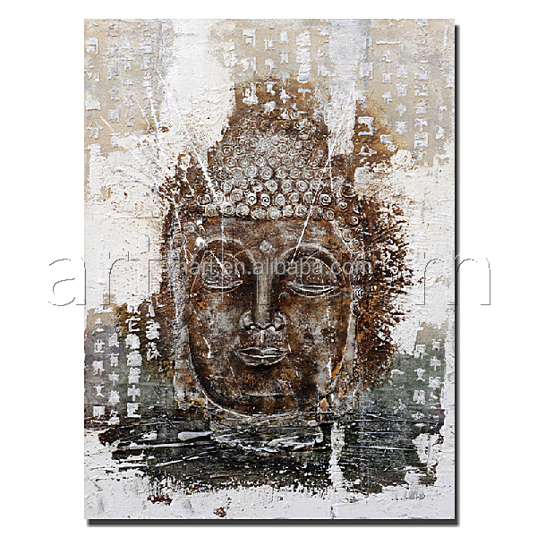 Wholesales Modern Chinese Buddha Painting from China Art Supplies