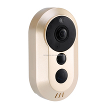 HD Video door bell Night vision 720P smart WIFI video doorbell see talk with visitor anywhere anytime with your doorbell