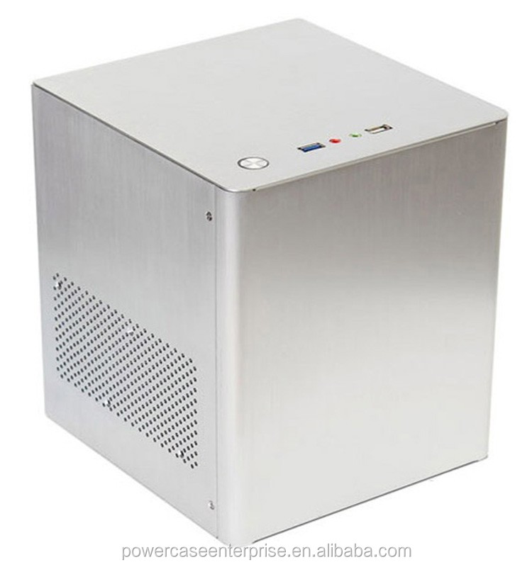 Beautiful fanless mini itx case