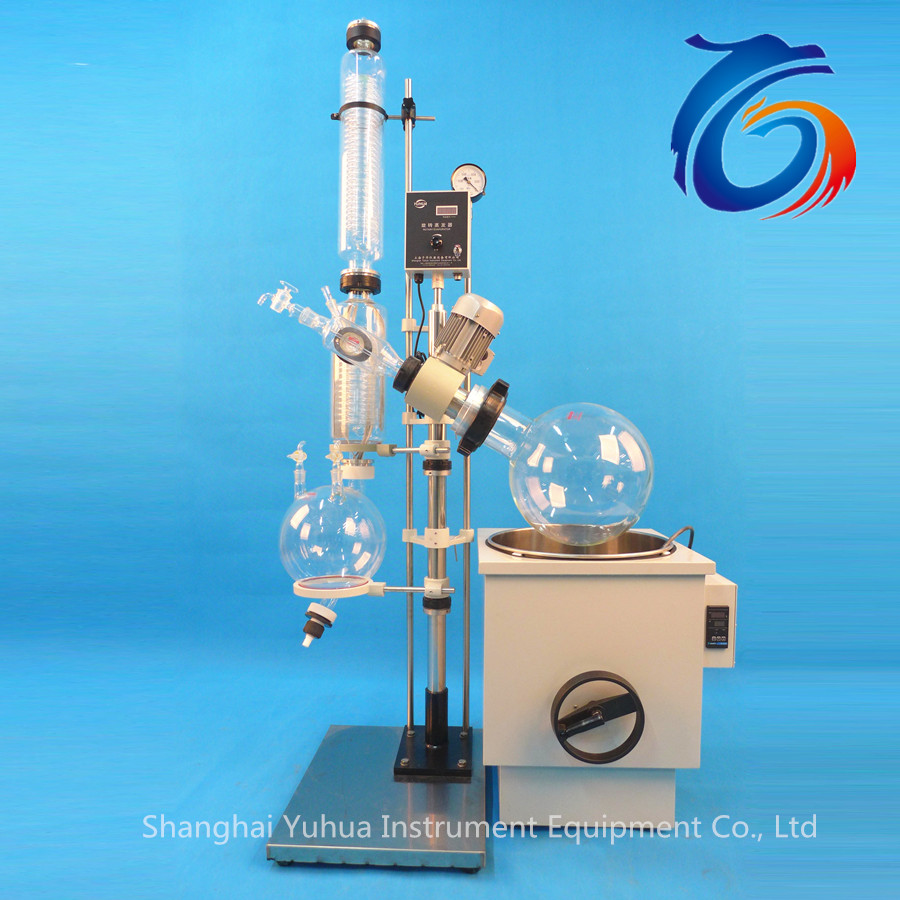 Vacuum Thermal Evaporator System for Extraction