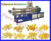 puffed rice cereal processing line
