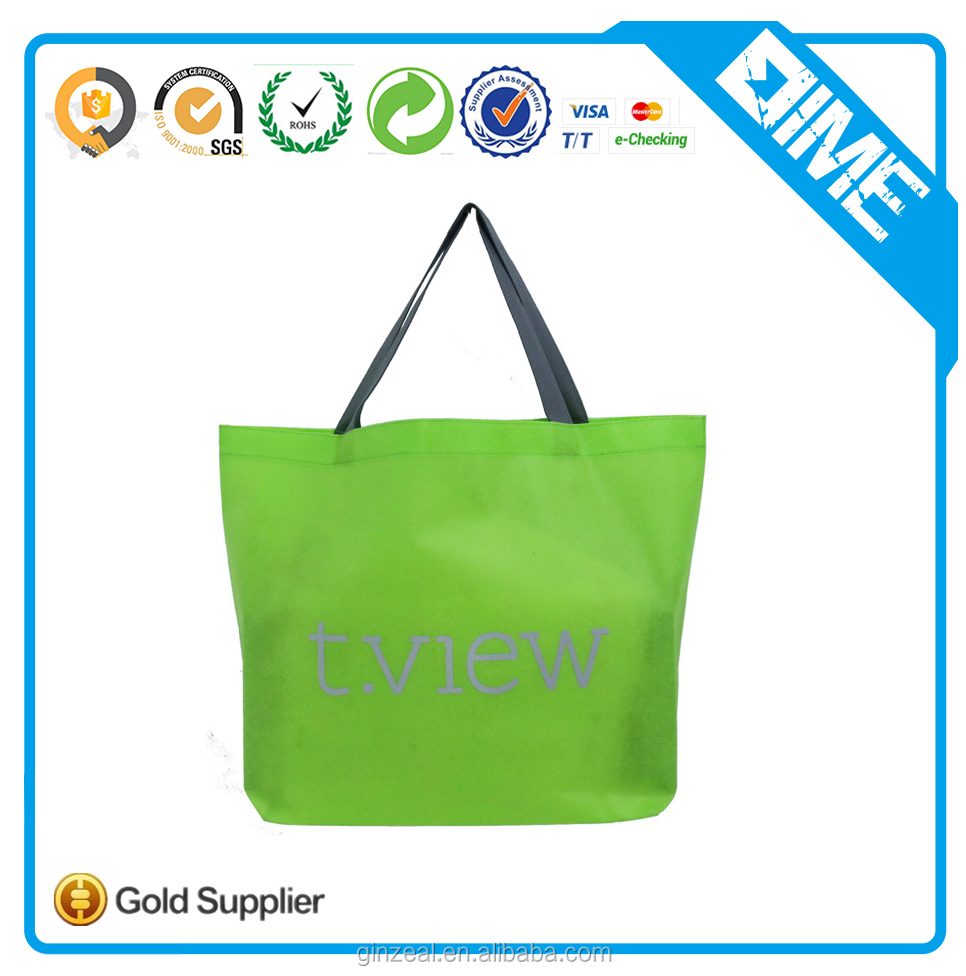 Reusable Foldable Cute Budget Gift PP Non Woven Fabric Shopping Bag