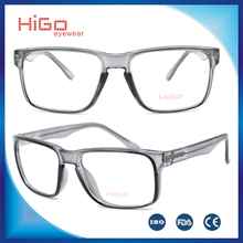 2017 Custom cheap PC optical frame transparent spectacle frame