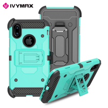 IVYMAX New 360 degree full phone cover rotating case for iphone x 360 cover case