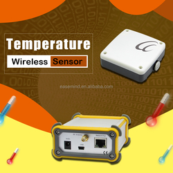 2017 hot new products Wireless Sensor for Temperature Alarm