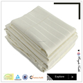 300TC stripe egyptian cotton bed sheets for hotel and wholesale
