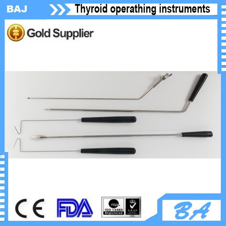 Tonglu medial device supplier surgical instruments used in operation thyroid operating instruments