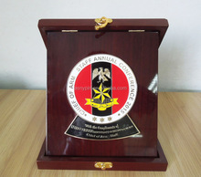 Chief of Staff Annual Conference 2017 Wooden metal awards medal trophy