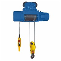 Electric rope hoist KCD/KMD