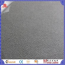MRD3994 2015 Hot selling artificial synthetic pvc leather products with knitted baking