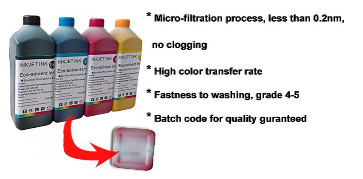 inkwell ecosolvent Ink Eco Solvent Printing Inks Ss21 For Mimaki Cjv30