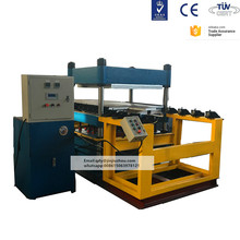 XLB-1000*1000/120 Ton rubber powder sheet making machine