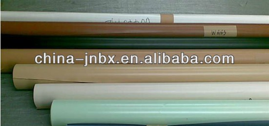 2.Rigid PVC films for decoration:With printing and embossing