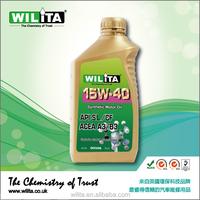 WILITA Engine Lubricant 15W40 for Gasoline Engine and Diesel Engine