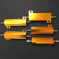 Aluminum Housed Power Wirewound Resistors AH
