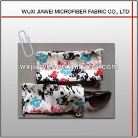 Full Color Printed Microfiber Glasses Pouch